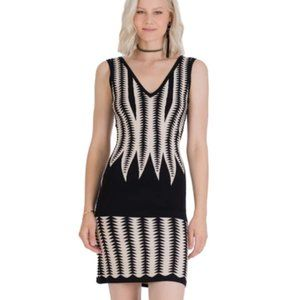 *NWT* Vertigo Paris Fitted Sweater Dress